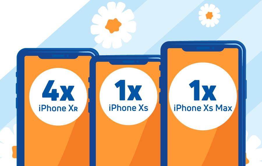 Открий сезона с нов iPhone!