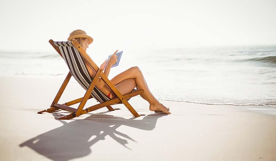 Мога ли да изтегля кредит, ако съм на почивка в чужбина?