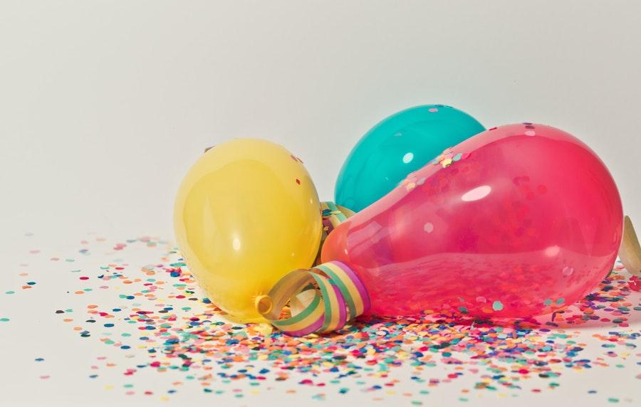 Направи си сам #1: Декорация за парти