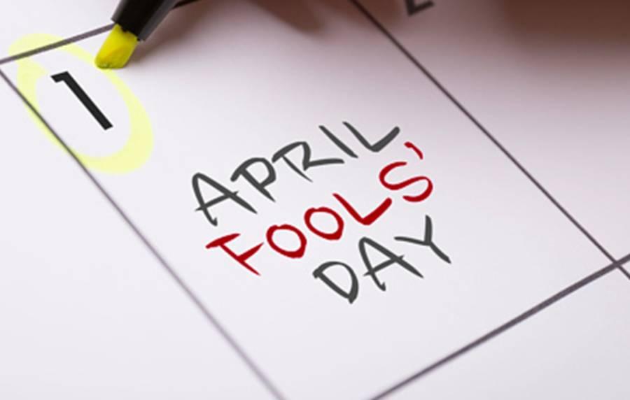 Защо 1 април е денят на шегата?