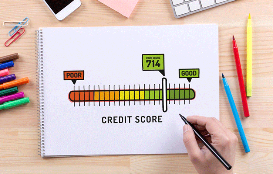 Как да имаме по-висок кредитен рейтинг?
