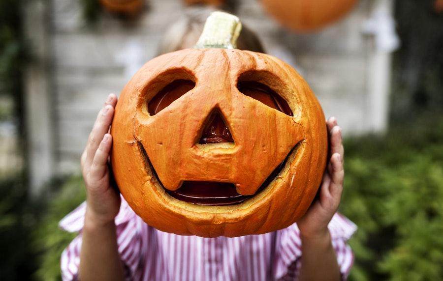 Направи си сам #4 (лесна украса за Хелоуин)