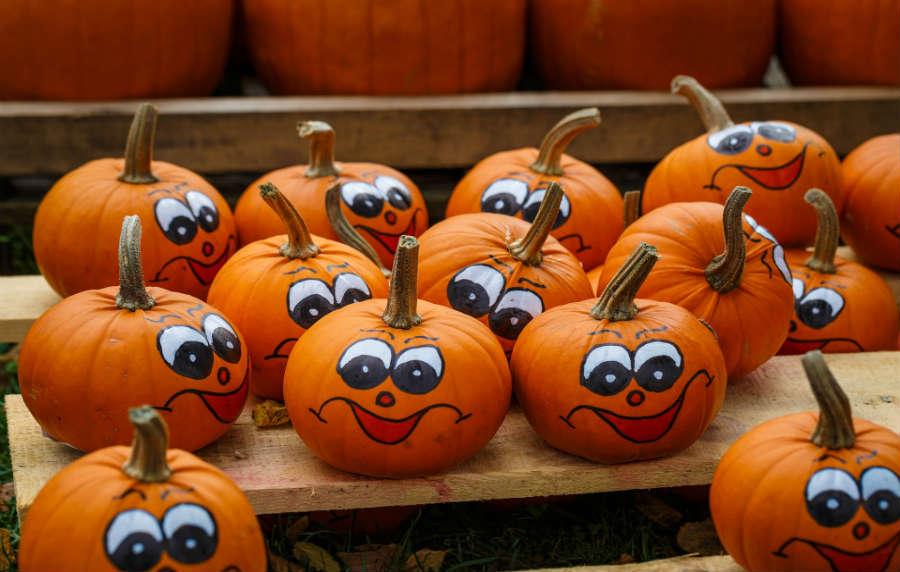 Как да се подготвим за Хелоуин с минимален бюджет?