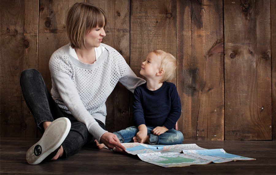 10 забавни и безплатни неща, които да правите с децата си
