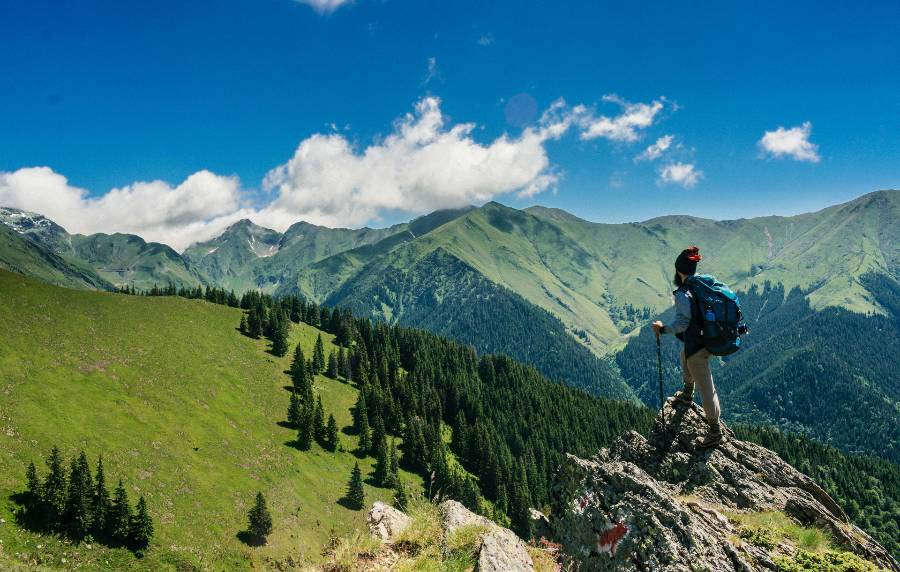 Преход в планината - какво ти е необходимо и колко ще струва?