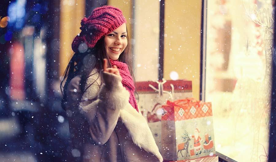 Без стресово пазаруване преди Коледа и Нова година.