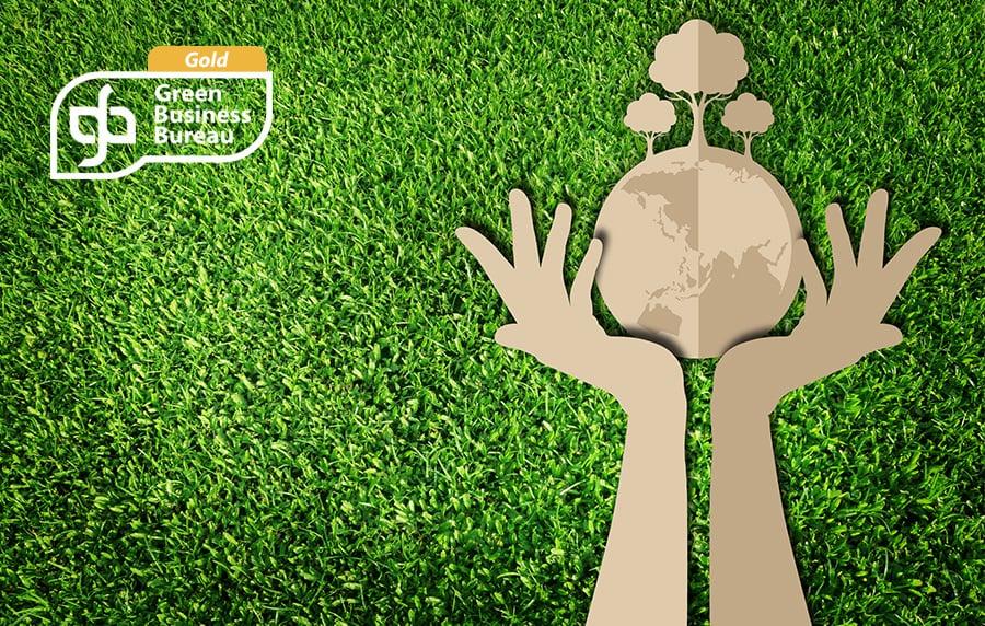 Credissimo с поредно международно отличие от Green Business Bureau за...