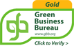 Green Business Bureau Gold Seal