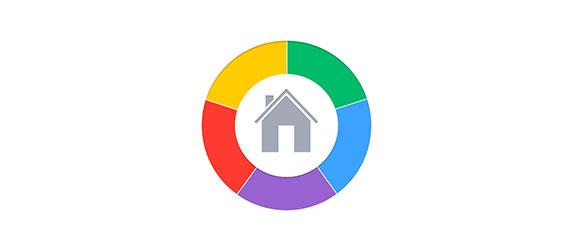 Мобилно приложение за финанси Home Budget with Sync