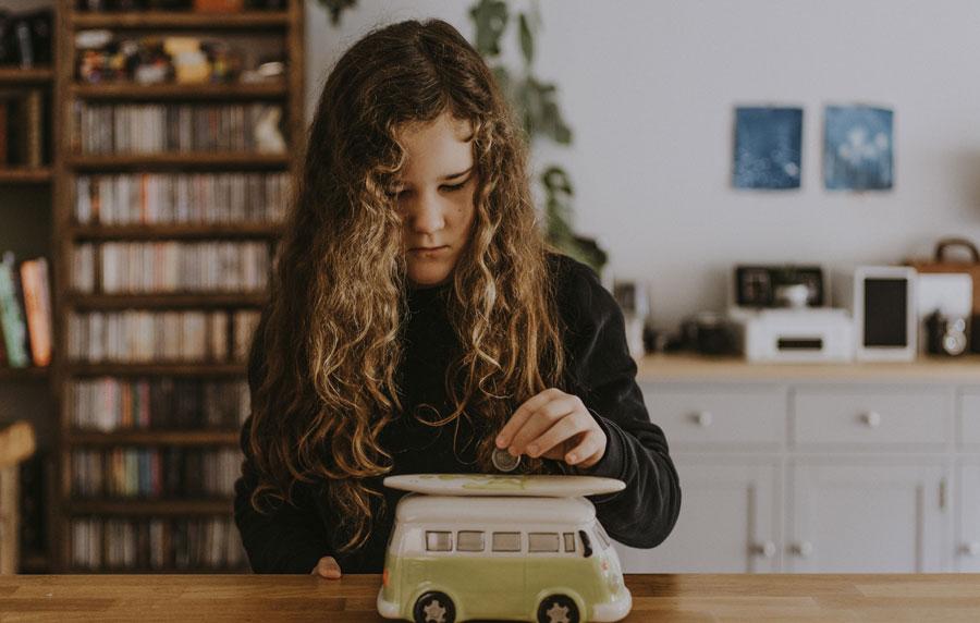 Как да научиш децата си да боравят с пари?