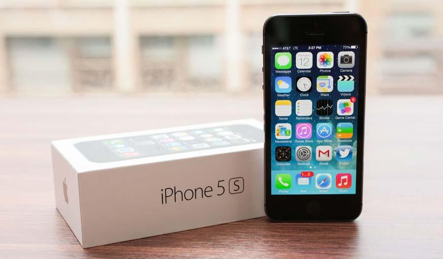 Играй за iPhone 5s