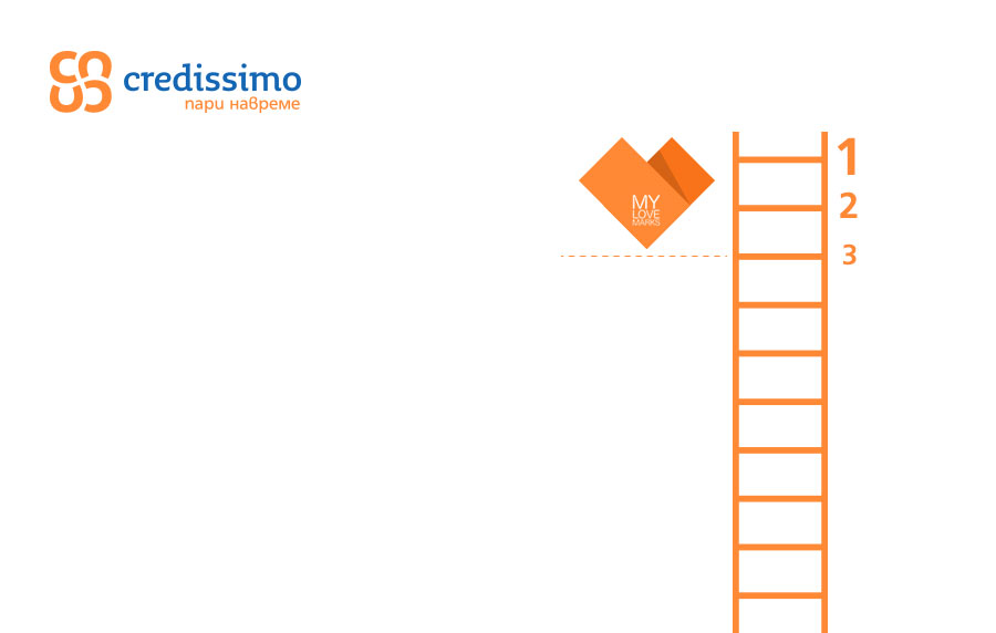 """Credissimo е сред финалистите в потребителската класация """"Любимите марки"""""""
