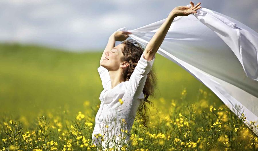 Пълна пролетна промяна или как да постигнеш хармония на духа и тялото?