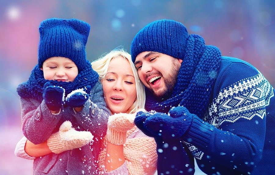 Подготви семейството си за зимните месеци